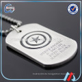 Captain America Wunder Metal Army Dog Tag