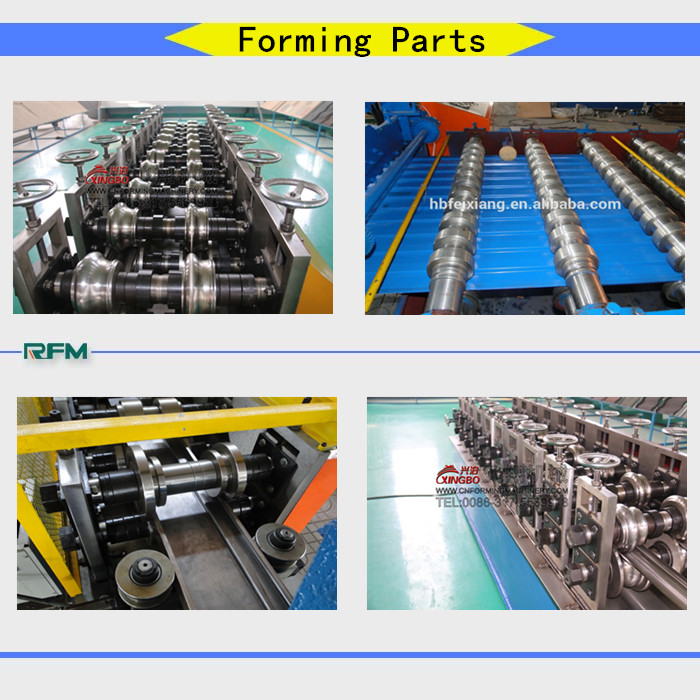 steel shutter door manufacturing line