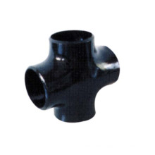 Stainless Steel Cross Butt Weld Pipe Fitting
