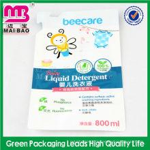 Umweltfreundliches u. Nicht giftiges materielles Reinigungsmittelpulver, das Tasche mit Tülle für Paket verpackt