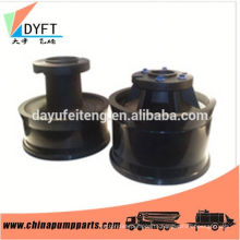 China new products pm parts concrete pump piston