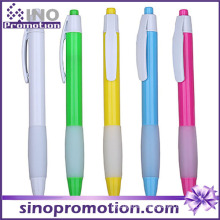 Cheap Ball Point Pen Color Plastic Advertising Ball Pen