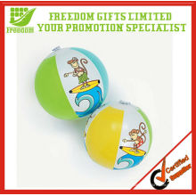 Customized Logo Inflated Children's Mini Beach Ball