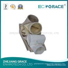 Furnace Industry 2500mm Length Cloth Dust Filter Nomex Sock