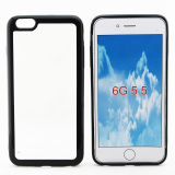 Cell Phone TPU+PC Case for iPhone 6 Plus