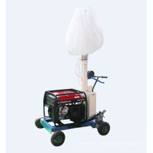 Diesel generator lighting tower portable light tower