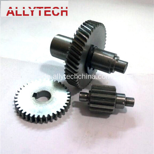 CNC-Bearbeitungsteile Worm Gear ISO9001Passed