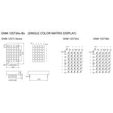 1.2 Inch, 4.0X4.0 Panel (GNM-12573Ax-Bx)