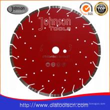 Concrete Saw Blades: 350mm Diamond Laser Welded Saw Blade