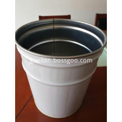 paint can made by tinplate
