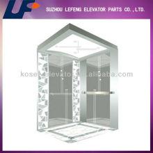 Hospital Bed Lift/1.0m/s Hospital Elevator/VVVF Bed Lift