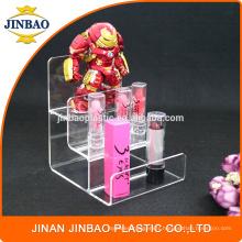 Jinbao acrylique stand étagère publicité
