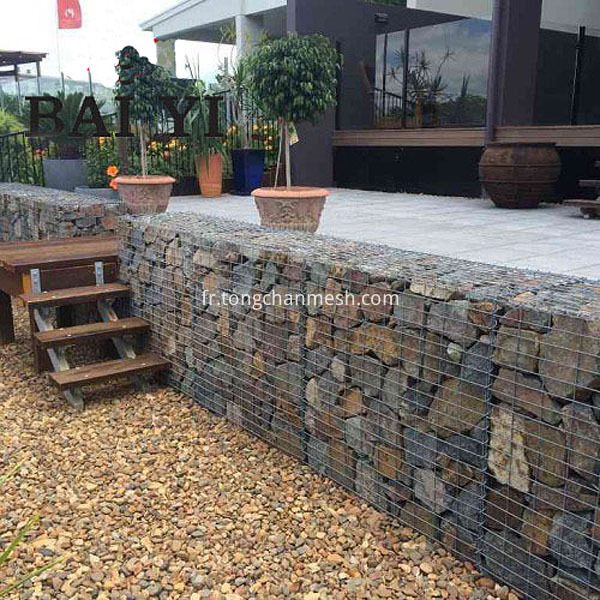 Hexagonal-Gabion Wire Mesh