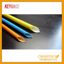Silicone Rubber Coated Braided Fiberglass Sleeving