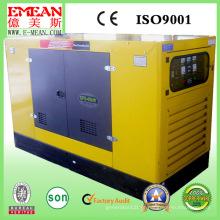 Gerador diesel do poder do motor de 30kw Weifang silencioso