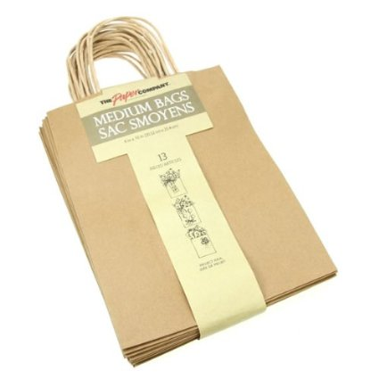 Paper bag with Handle-3