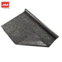 Materiais resistentes à água usando para material de feltro de poliéster de lã não tecido de feltro piso de feltro