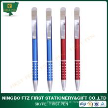 Big Clip Metall Stift mit Logo