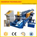 Volet de petit pain formant la machine / petit pain de lamelle de volet de fer formant la machine