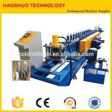 Rollo obturador que forma la máquina / Iron Shutter Slat Roll que forma la máquina