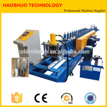 Roll Shutter Forming Machine / Iron Shutter Slat Roll Forming Machine