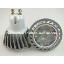 5W LED Birnen-Lampen-Schale GU10 / E27 / MR16