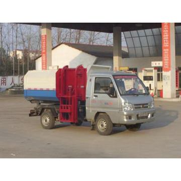 FOTON 6CBM Sealed Hydraulic Lifter truck Sampah