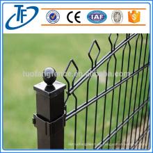 Double Wire Secure Geschweißte Mesh Zaun
