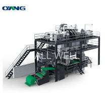 PP Spunbonded Non Woven Fabric Production Line, Eco Friendly Non Woven Fabric Machine
