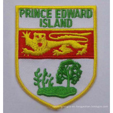 Land Name Embroidery Patch City View Badge (GZHY-PATCH-010)