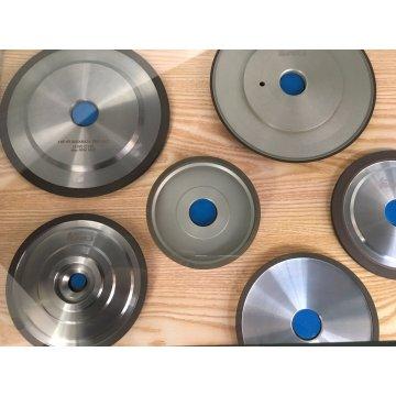 Superabrasives, pulido ruedas de diamante y CBN