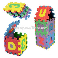 36x Baby Child Kids Novelty Alphabet Number EVA Puzzle Foam Teaching Tools Toy Mats
