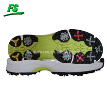 The Newest professional cricket shoe spikes outsole