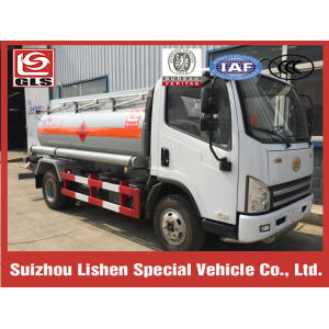 FAW Fuel Tanker camion