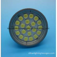 CE&ROHS Low lighting decay 5W GU10 SMD 5050 LED spotlight CRI>80 lamp