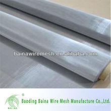 Micron filtro de acero inoxidable tela de malla de alambre
