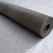 100 200 Mesh high temperature Cr20Ni30 Cr20Ni80 wire mesh