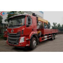 Dongfeng H5 XCMG 12tons Mobile Crane Truck