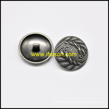 Botón de caña Metal la ropa accesorios