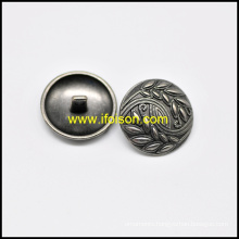 Garment Accessories Metal Shank Button