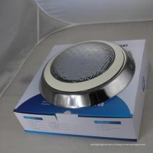 Настенный светодиодный светильник для бассейна 35Вт из нержавеющей стали