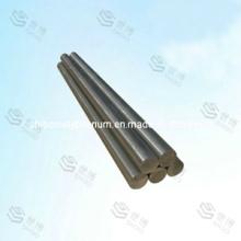 Barres et barres de tungstène à haute pureté pour four à vide
