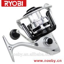 Горячая продажа Рыболовная ловля Ryobi 8000 алюминиевая катушка отсадка рыболовные катушки соленая вода