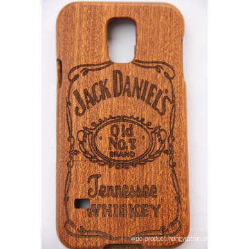 2016 New Arrival for iPhone Wood Case Bamboo Wood Over