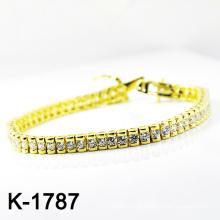 Novo estilo 925 pulseira de prata da jóia da forma (K-1787. JPG)