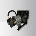 Pequeno ventilador refrigerador de óleo