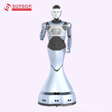 Inquiry and Shopping Guid Dreambot Humanoid Robot