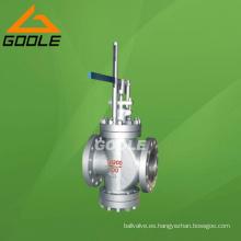 Válvula reductora de presión de vapor tipo nivel (GAY45Y)
