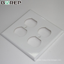 High quality polycarbonate material GFCI light switch cover plate