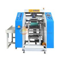 Máquina automática de rebobinado de película de alta velocidad